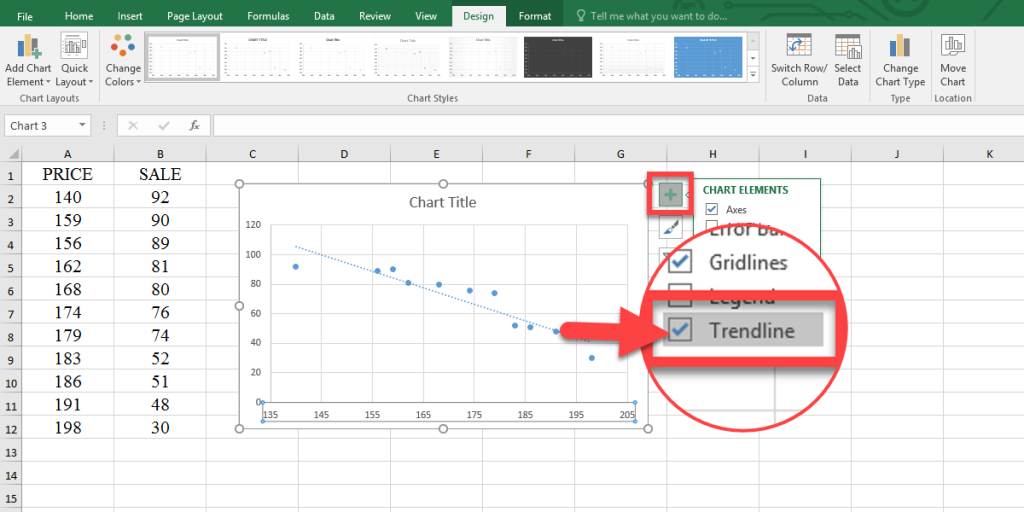 How to add Trendline to Excel charts?https://bsuites.ca/excel