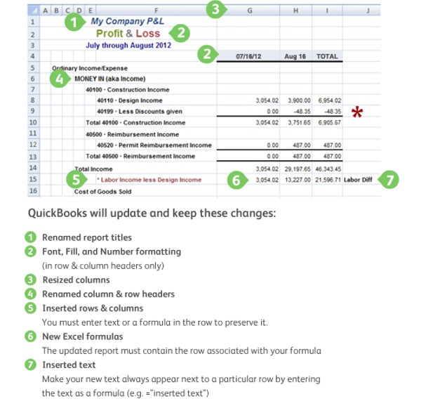 Integrating QuickBooks Desktop with Excel