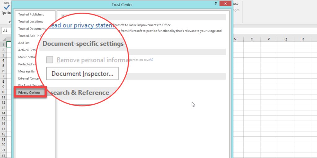 If Excel doesn't let you share the file, check the trust center setting.